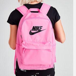 Nike Pink Heritage Bookbag